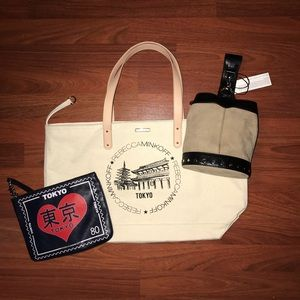 NEW Rebecca Minkoff Tote, Wristlet & Mission Sling